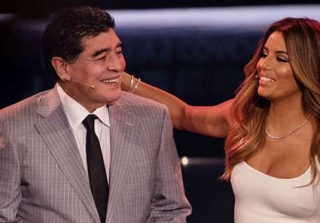 Maradona thrilled to land FIFA role