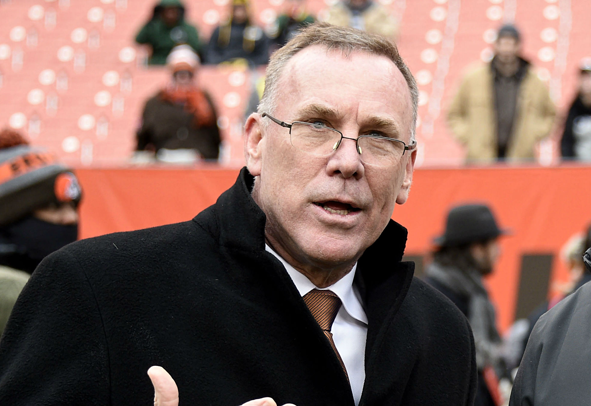 New Browns GM Rips Predecessors, Says 'They Didn't Get Real Players'