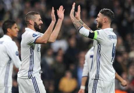 Madrid equal club unbeaten record