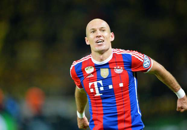 Ferdinand bemoans Manchester United's failure to sign Robben