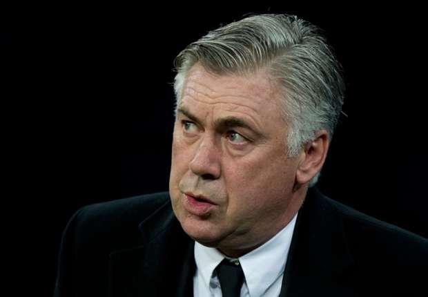 Ancelotti no quiere refuerzos para el centro del campo