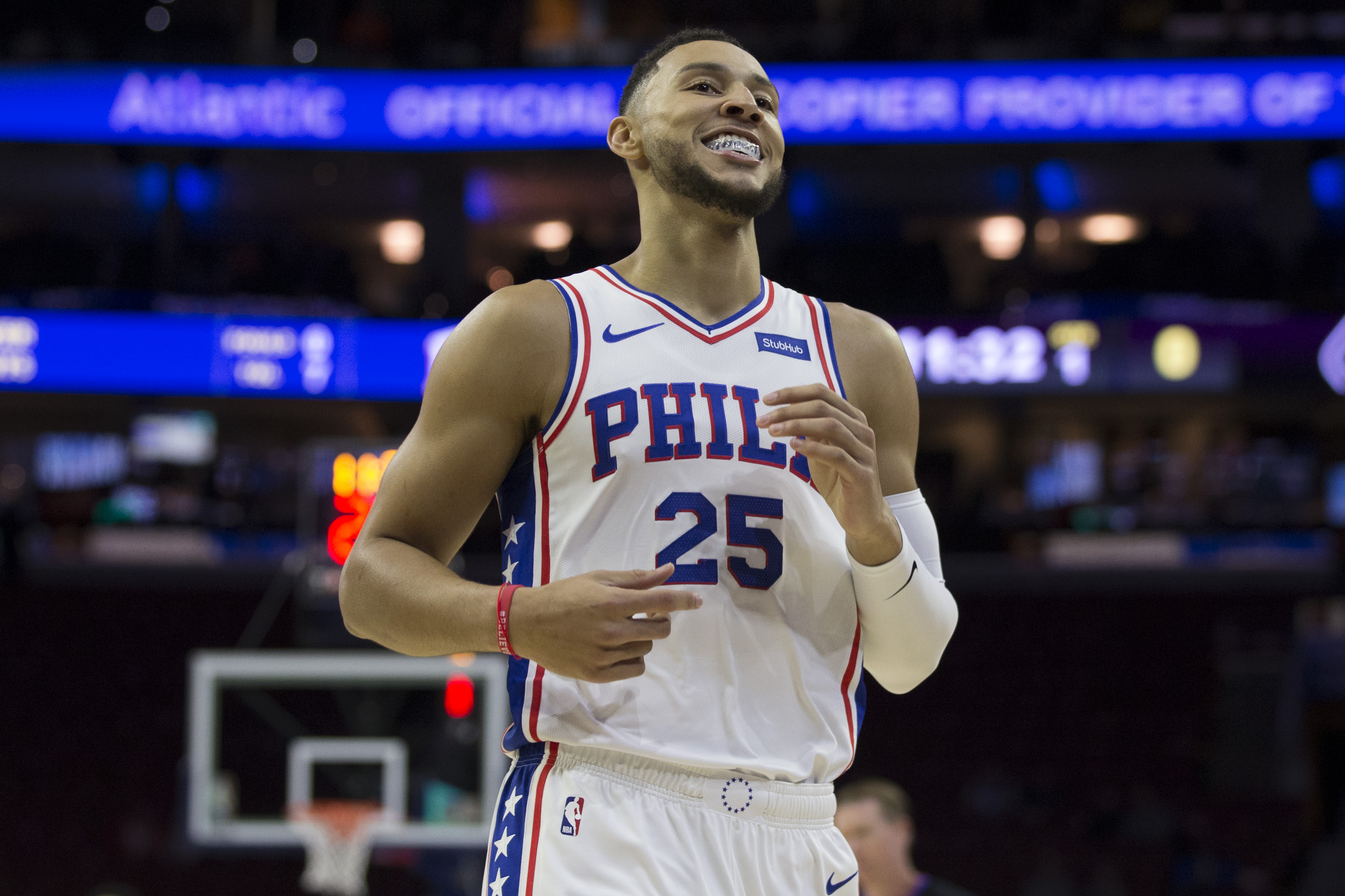 Sixers to start Mike Muscala in place of Wilson Chandler vs. Raptors
