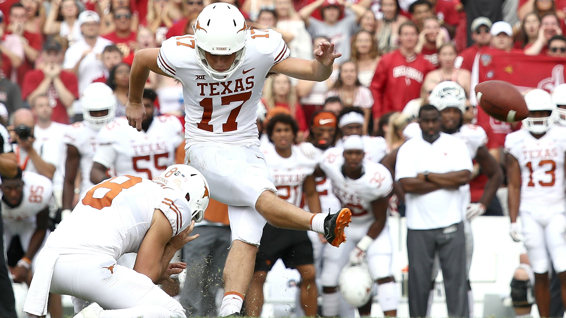Three takeaways from No. 19 Texas' Red River victory over No. 7 Oklahoma