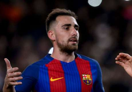 Luis Enrique: No doubts over Alcacer