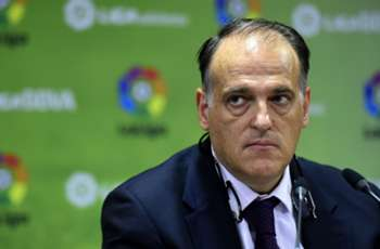 La Liga chief wants Real to beat Atletico in Champions League final