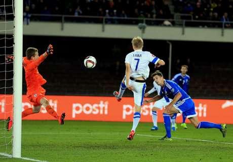 REPORT: Finland 1-1 N. Ireland