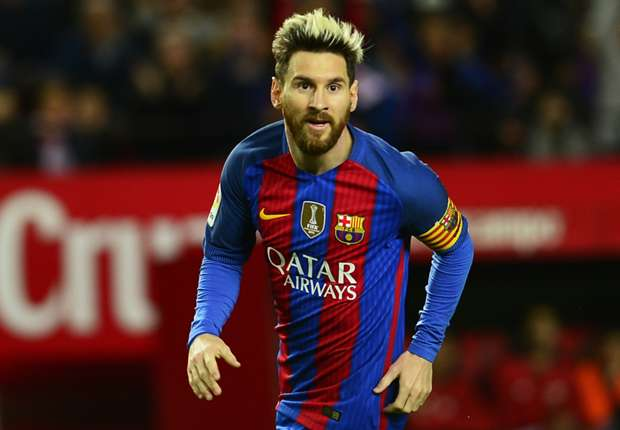 Messi should've won Ballon d'Or every year since 2009 - Pique