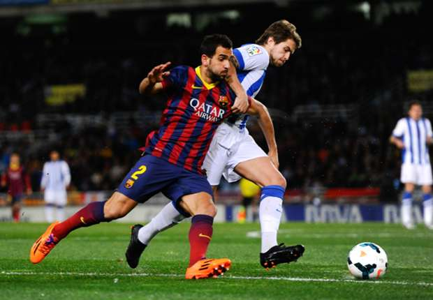 Barca mentally 'screwed up', says Montoya