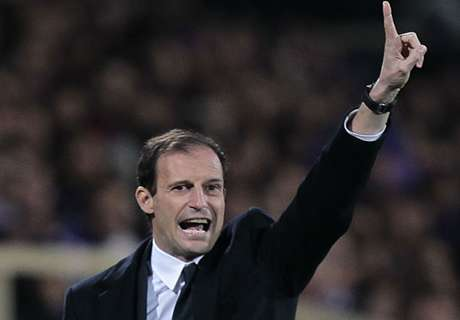 Allegri wants title before Real tie