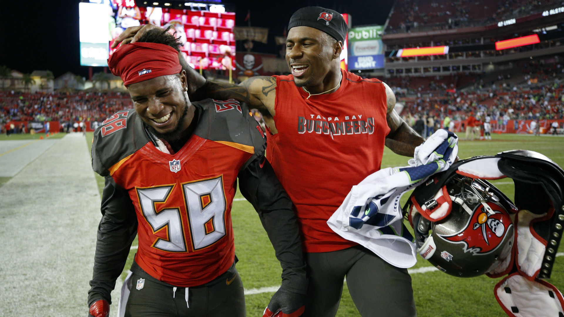 49ers, Kwon Alexander agree to four-year, $54 million deal