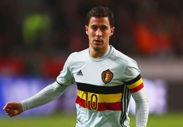 Injury forces Hazard out of Belgium squad