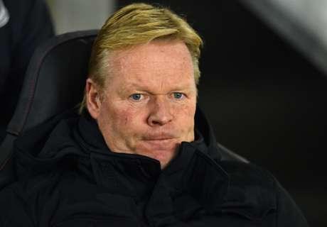 Everton need new signings, says Koeman