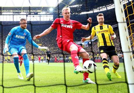 Report: Dortmund 0 Cologne 0