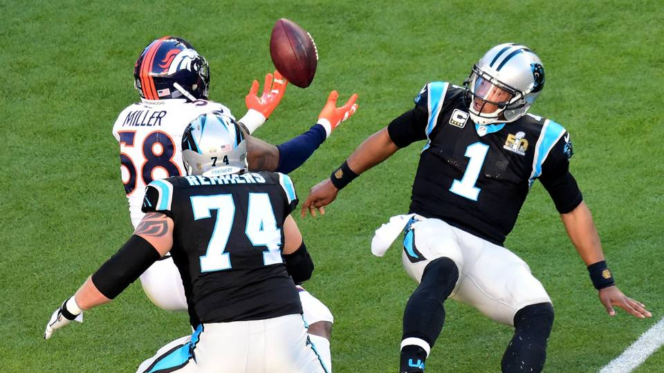 ca1f88e0b Three reasons why the Panthers lost Super Bowl 50