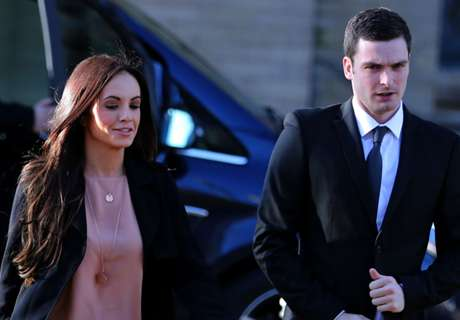 Adam Johnson pleads guilty