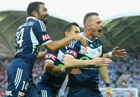Report: Melbourne Victory 3-0 Sydney FC
