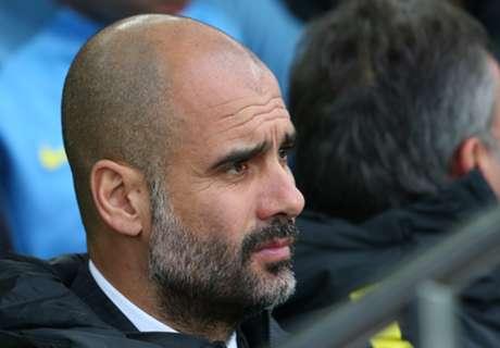 Guardiola: City deserve respect