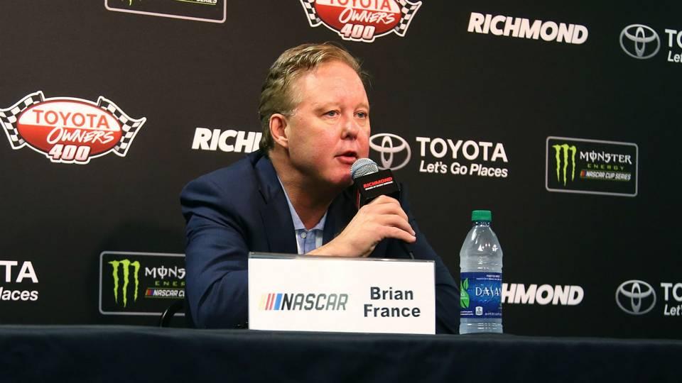 France family reportedly exploring potential sale of NASCAR   NASCAR ...