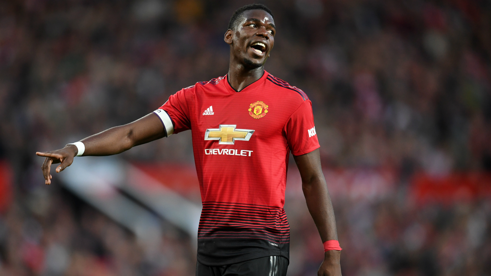 Paul Pogba's Answer When Asked If He's Happy At Man Utd