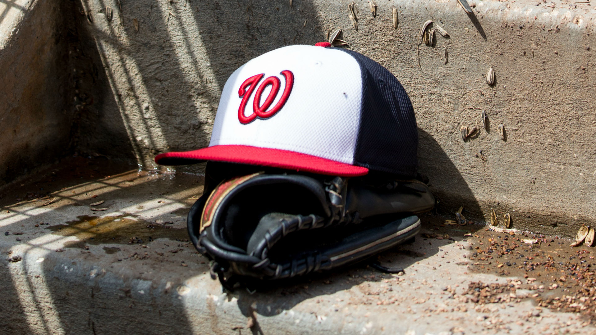 Washington Nationals cap