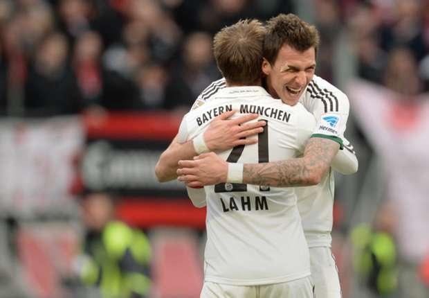 El Bayern Múnich sigue sacando el mazo