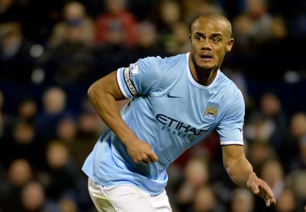 Kompany urges Manchester City to remain focused