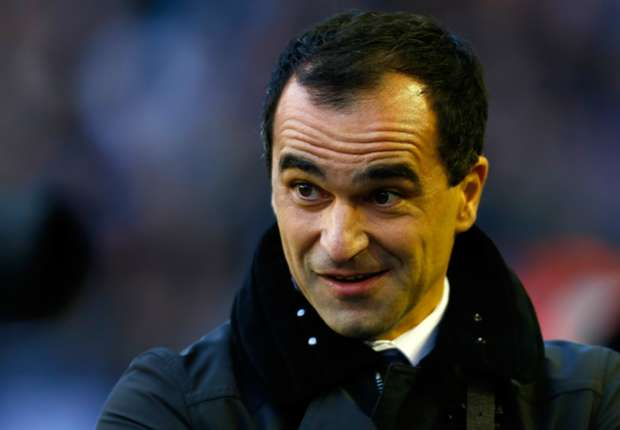 Martinez eyeing strong Everton run-in