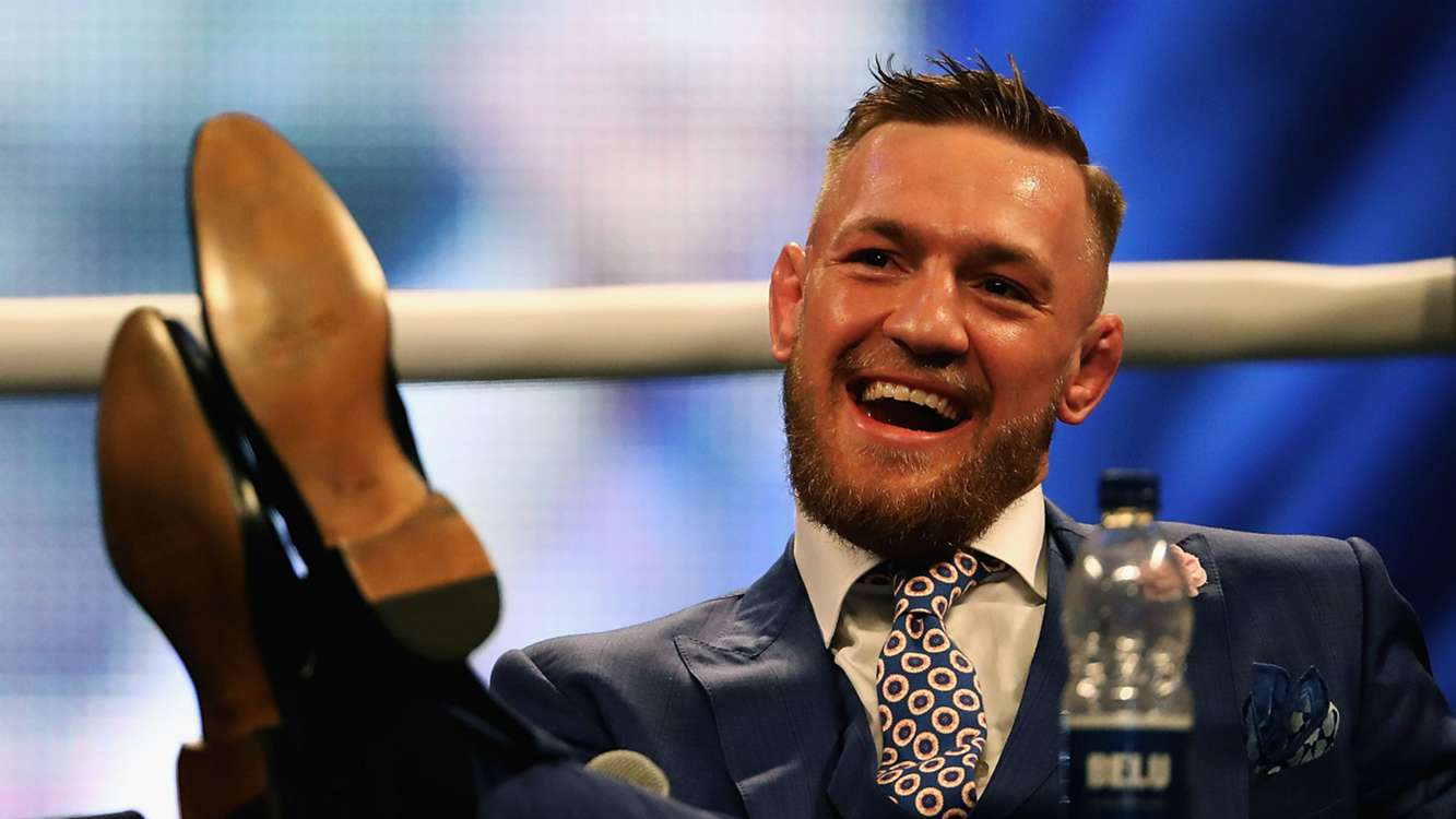 McGregor vows to become 'god of boxing' by stunning Mayweather