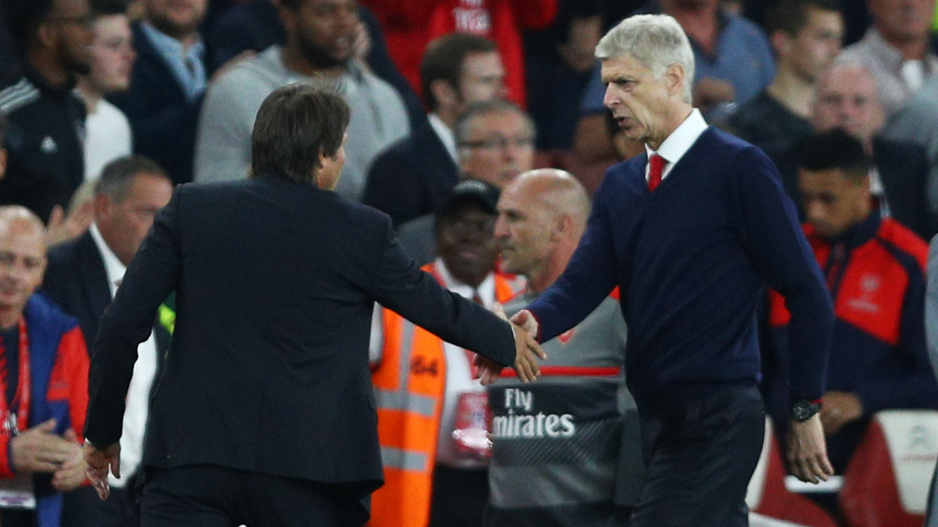 Arsenal Star Set To Quit After Dressing Room Bust-Up