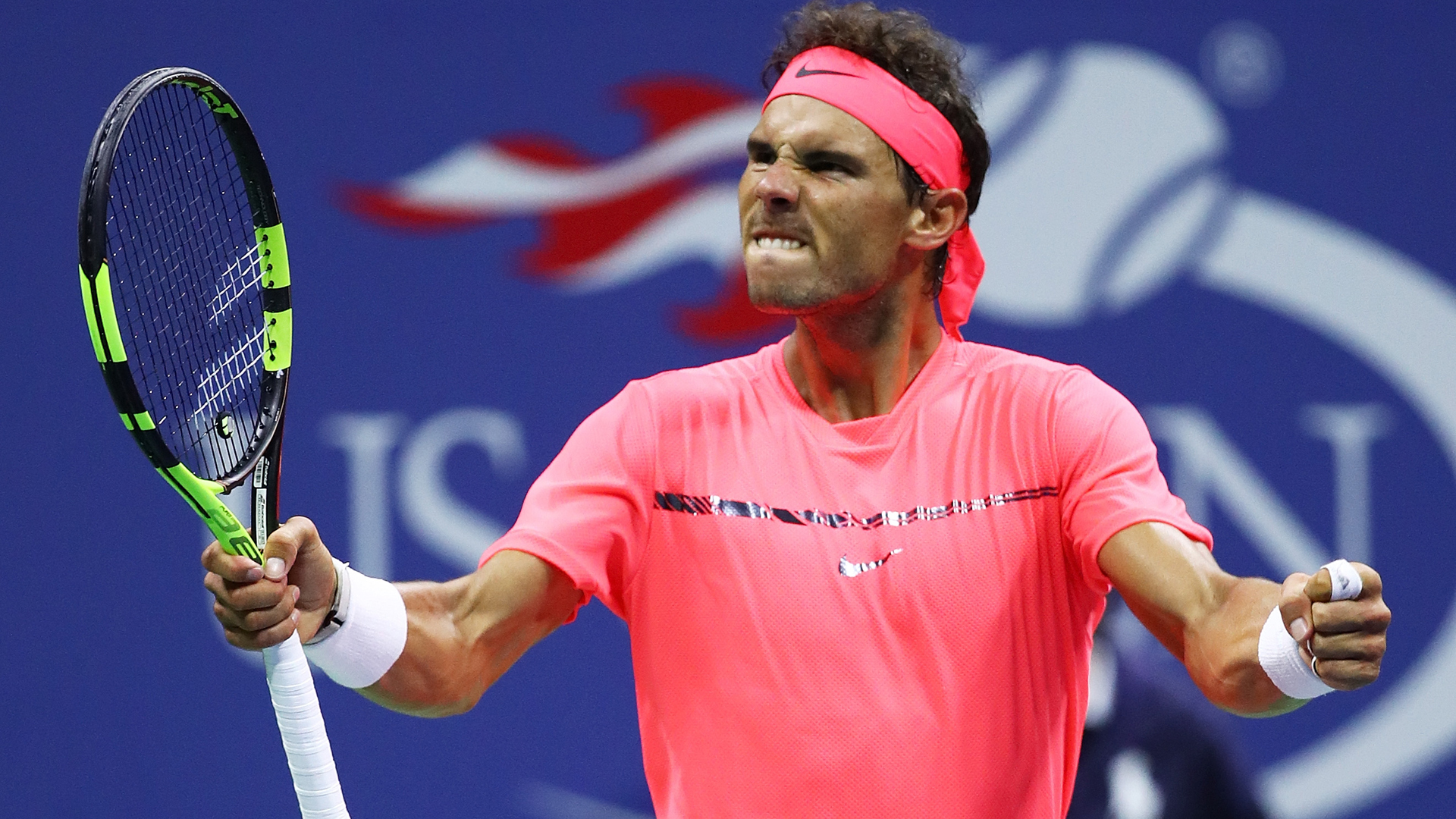 Rafael Nadal fights back to beat Leonardo Mayer at US Open