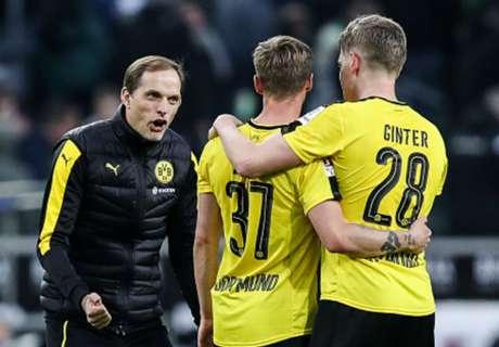 Tuchel lauds Dortmund's spirit