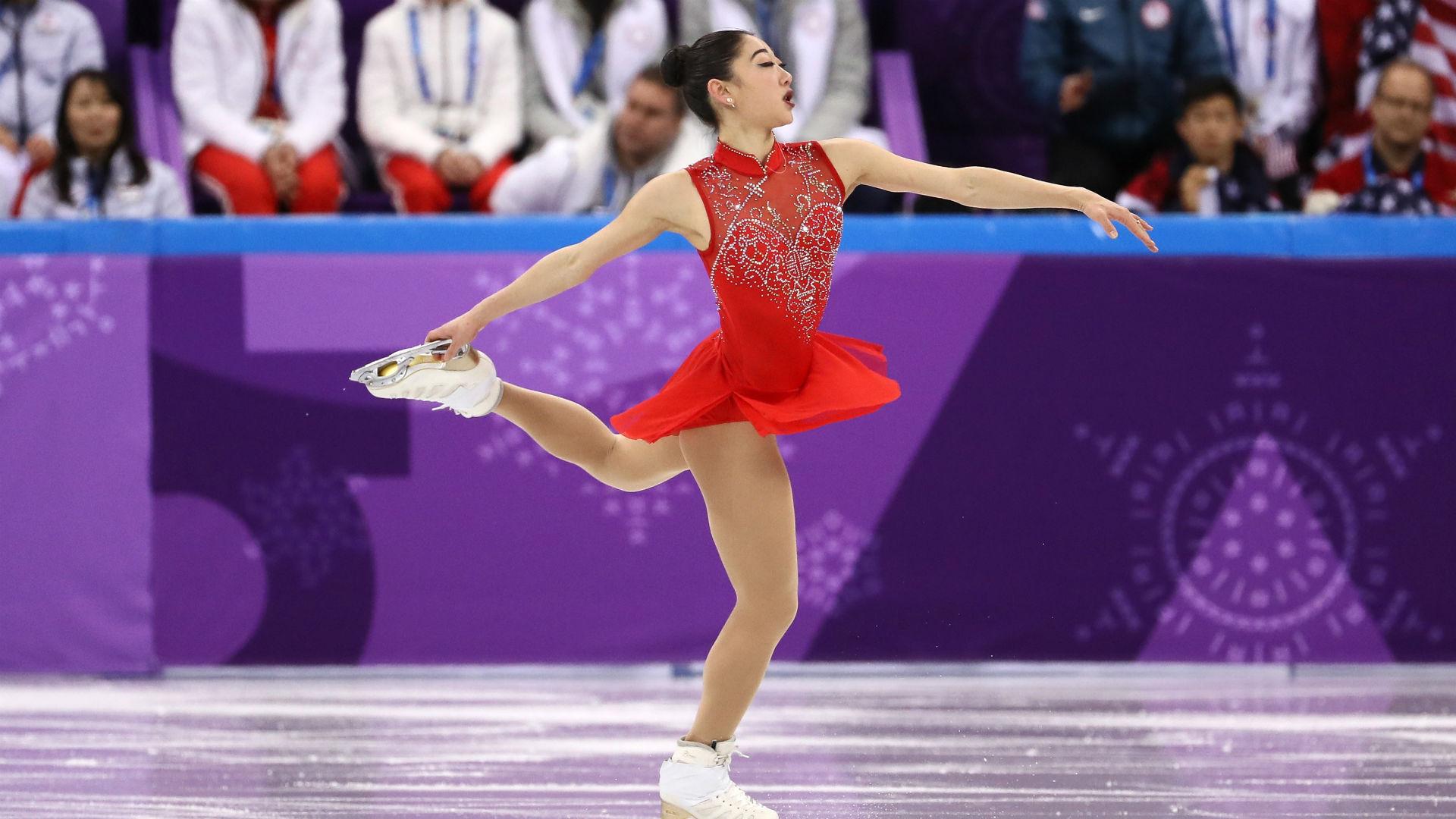 Winter Olympics 2018: Mirai Nagasu makes history for Team ...