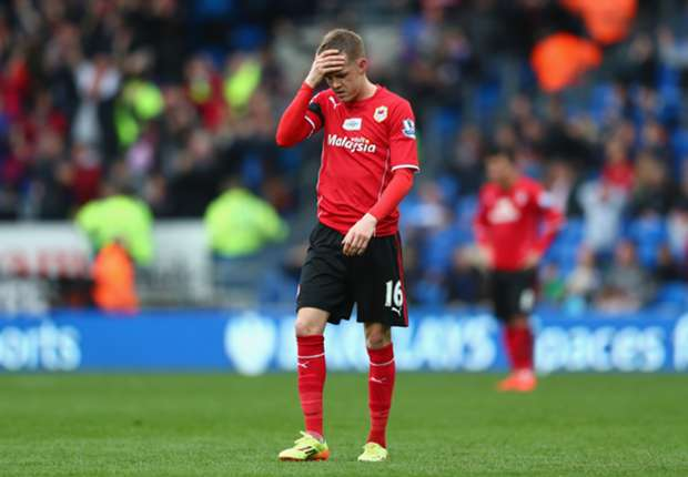 Cardiff winger Noone ruled out for rest of season