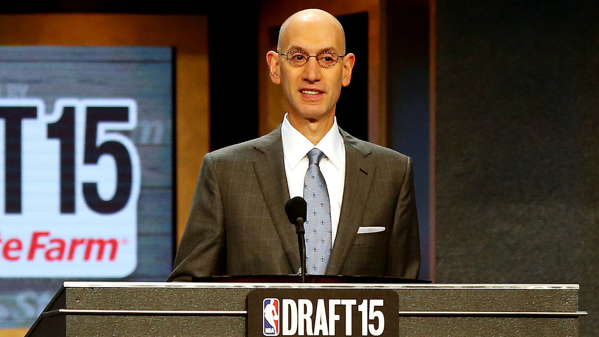 NBA Pushing For Lottery Reform