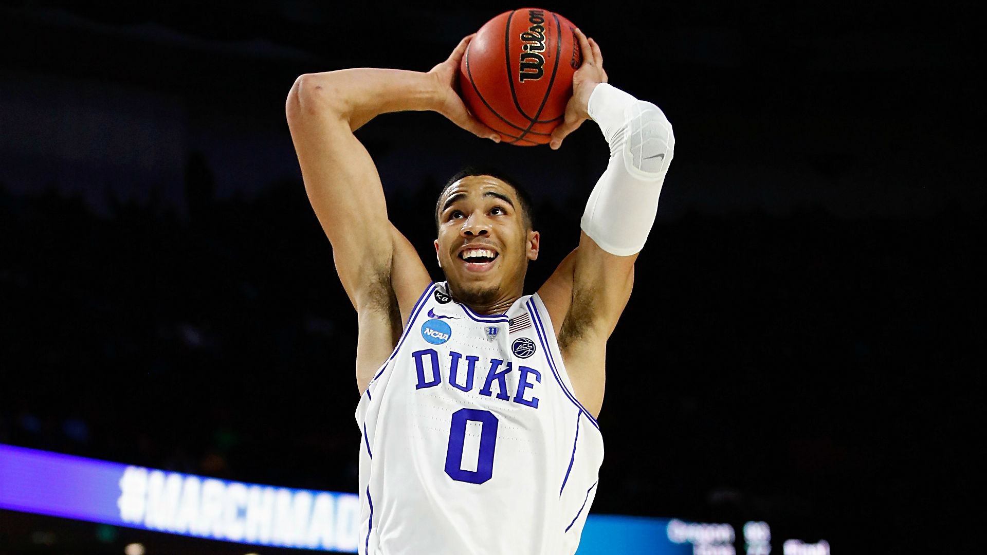 Duke Star Freshman Jayson Tatum Declares For NBA Draft
