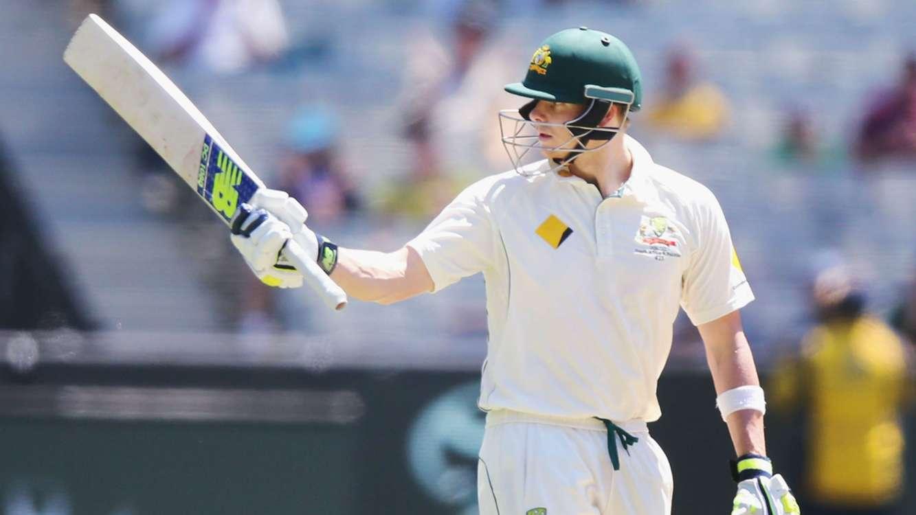 Smith, Marsh shine as Australia make encouraging start to India tour