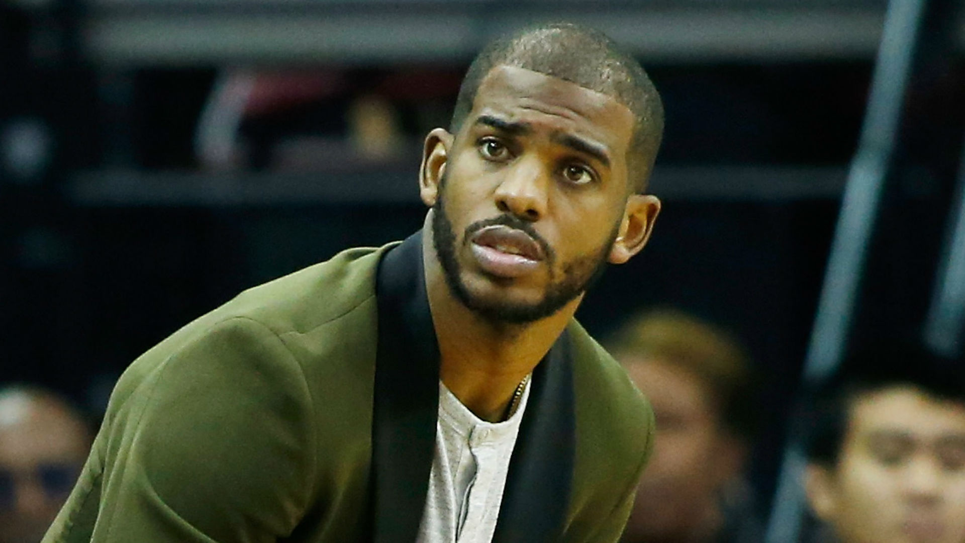 Chris Paul '50-50' for Game 2, listed as doubtful