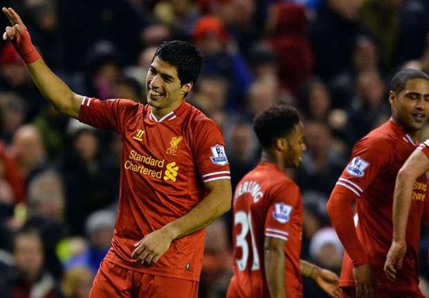 Luis Suárez busca un aumento de salario en el Liverpool
