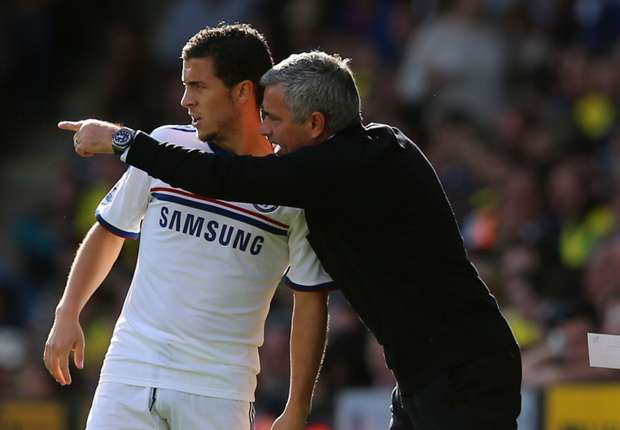Mourinho: 'No chance' Hazard will be sold
