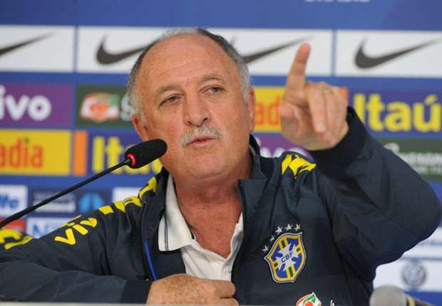 Scolari: I can't explain disastrous Brazil display