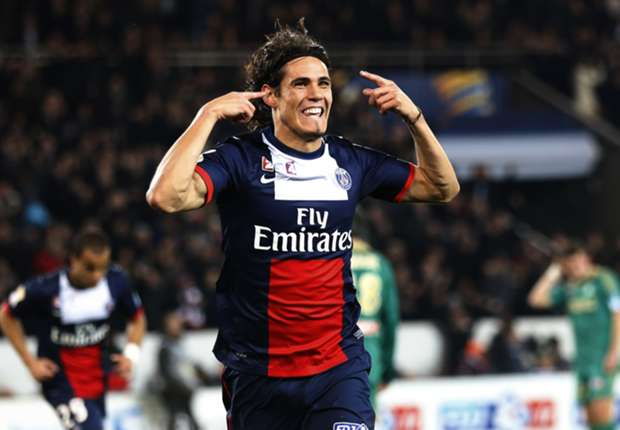 Matuidi: Cavani on par with Ibrahimovic