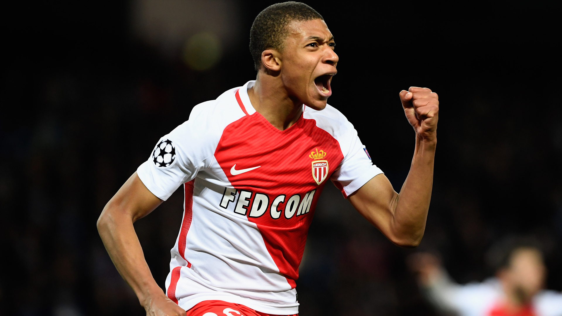 Prince Albert: Monaco best place for Kylian Mbappe