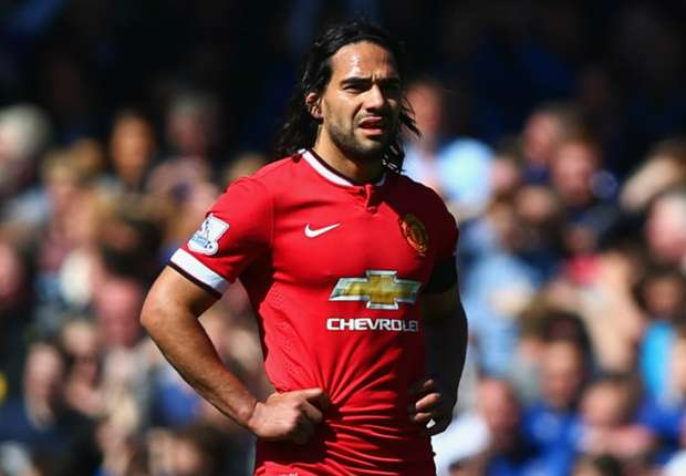 Falcao: Things were 'complicated' at Man Utd