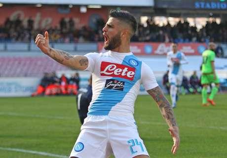 Report: Napoli 3 Crotone 0