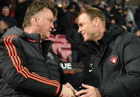 LIVE: Man Utd vs. FC Midtjylland