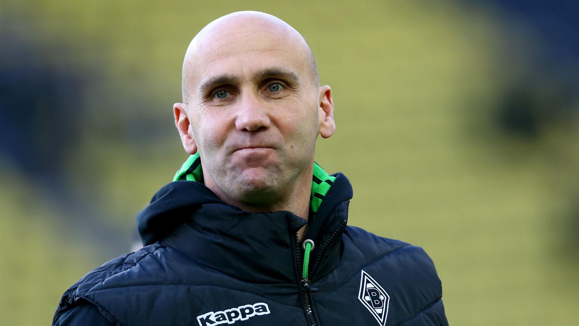 Monchengladbach fire coach Schubert