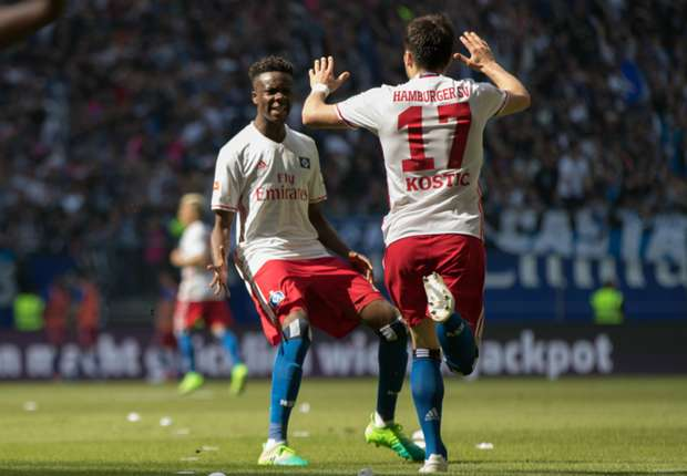 Hamburg 2 Wolfsburg 1: Last-gasp Waldschmidt secures safety, condemns Wolfe to play-off