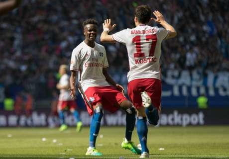 Wolfsburg into relegation play-off