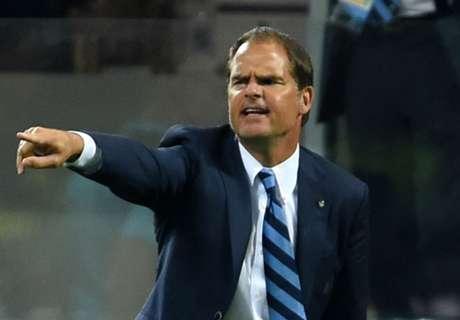 Juventus still title favourites – De Boer