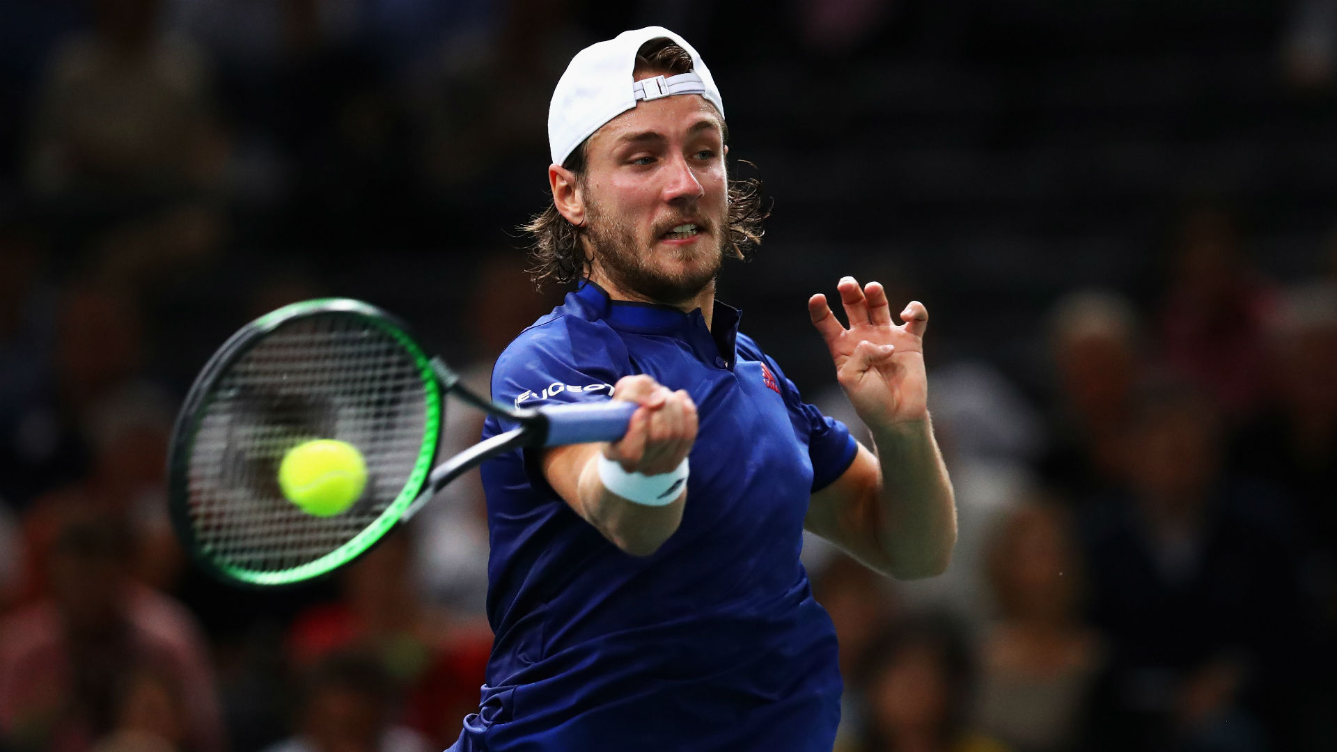 France survives Belgium 3-2 in Davis Cup final